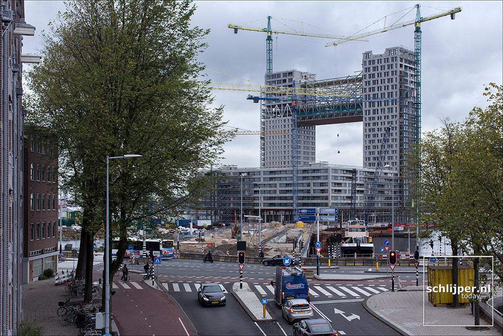 Nederland, Amsterdam, 10 oktober 2017