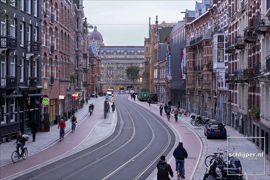 Nederland, Amsterdam, 12 oktober 2017