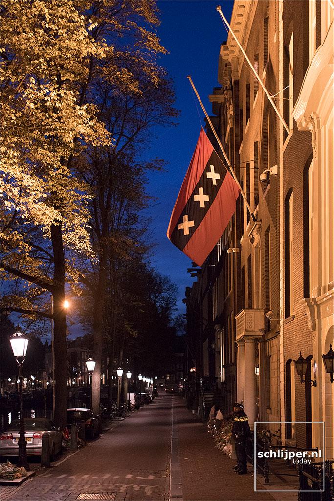 Nederland, Amsterdam, 13 oktober 2017