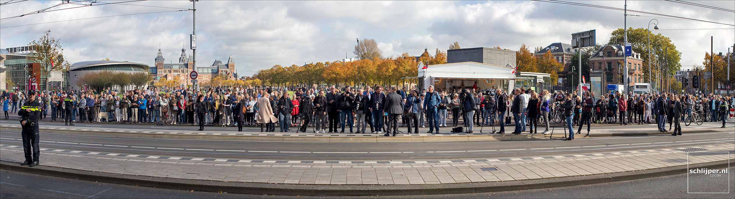 Nederland, Amsterdam, 14 oktober 2017