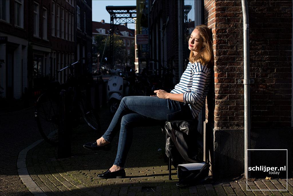 Nederland, Amsterdam, 15 oktober 2017