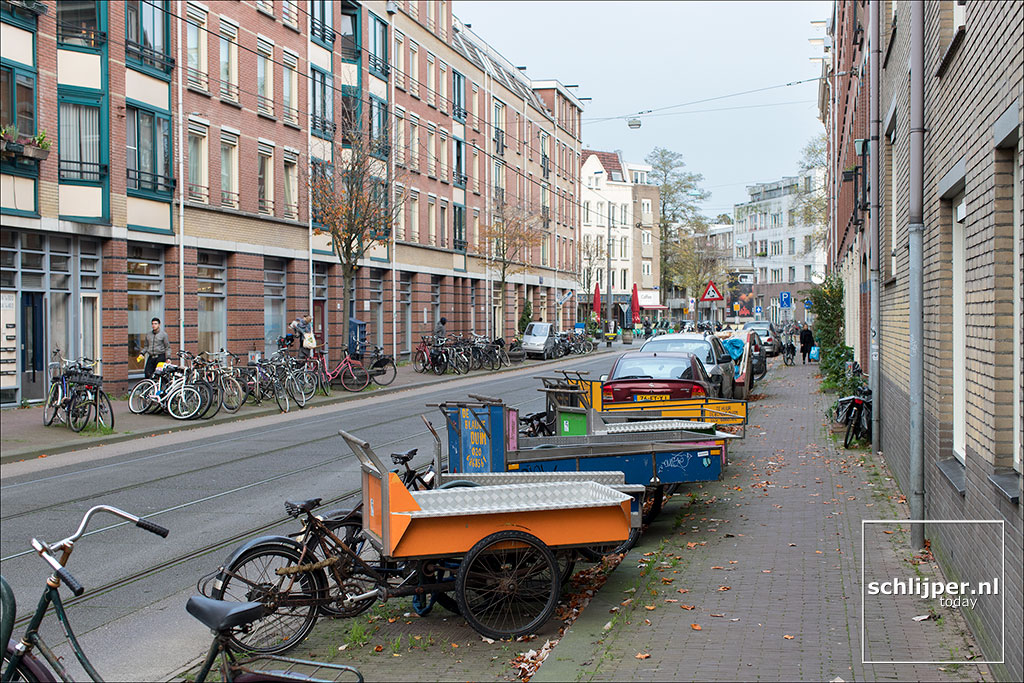 Nederland, Amsterdam, 17 oktober 2017