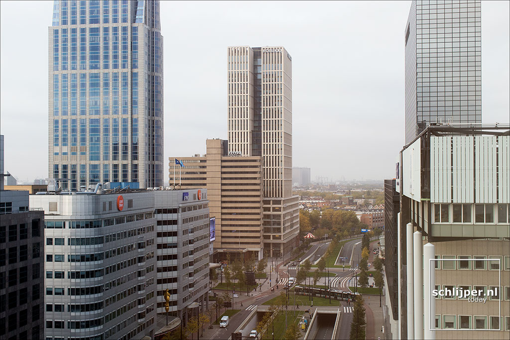 Nederland, Rotterdam, 18 oktober 2017