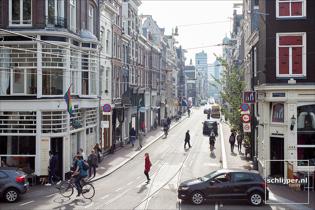 Nederland, Amsterdam, 19 oktober 2017