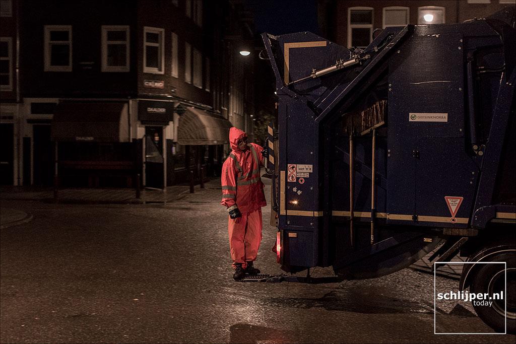 Nederland, Amsterdam, 22 oktober 2017