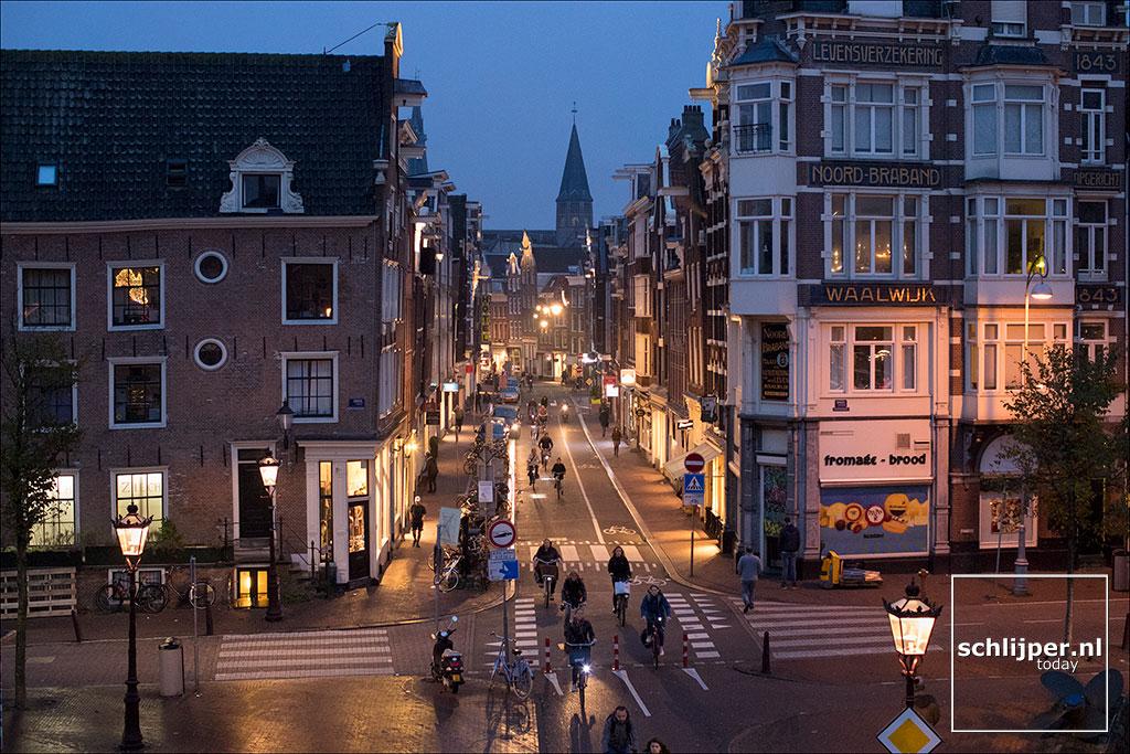 Nederland, Amsterdam, 26 oktober 2017