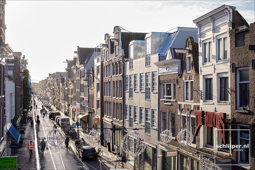Nederland, Amsterdam, 27 oktober 2017