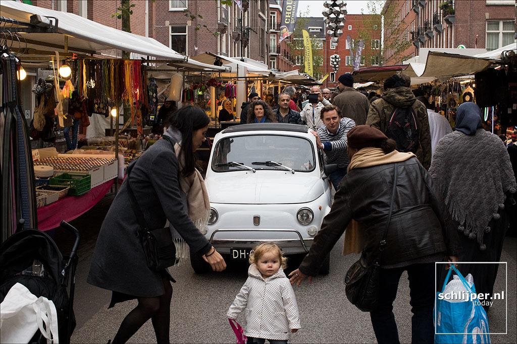 Nederland, Amsterdam, 28 oktober 2017