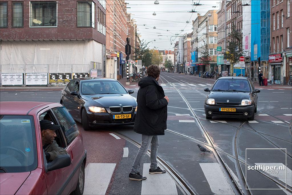 Nederland, Amsterdam, 29 oktober 2017