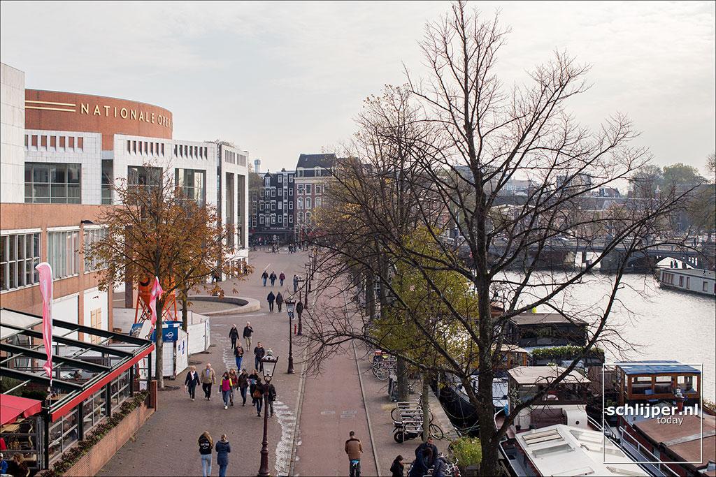 Nederland, Amsterdam, 4 november 2017