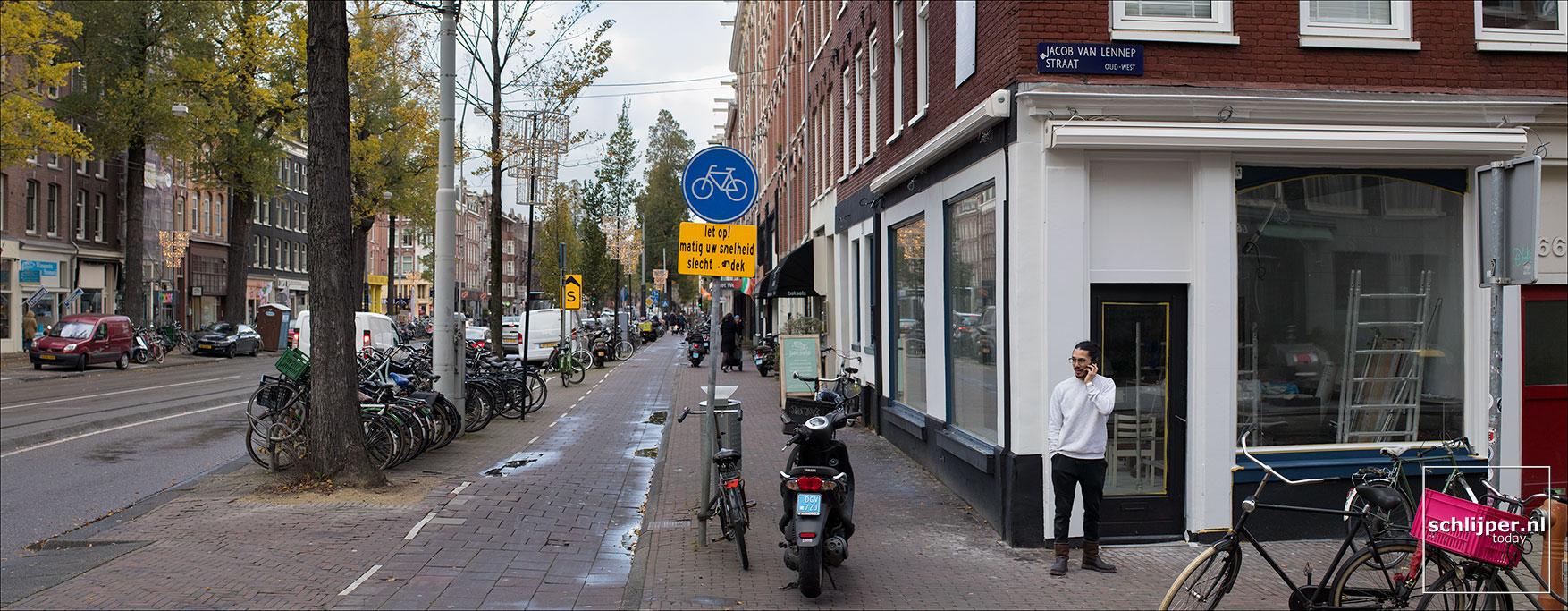 Nederland, Amsterdam, 10 november 2017