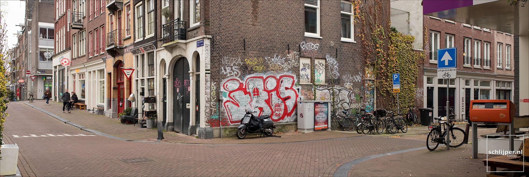Nederland, Amsterdam, 14 november 2017