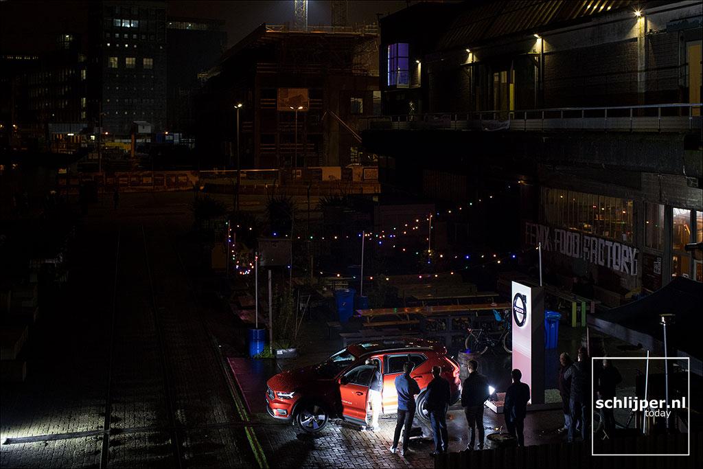Nederland, Rotterdam, 16 november 2017