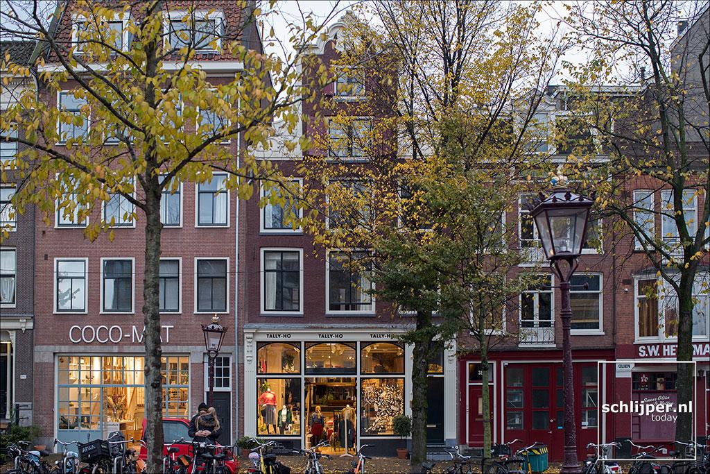 Nederland, Amsterdam, 18 november 2017