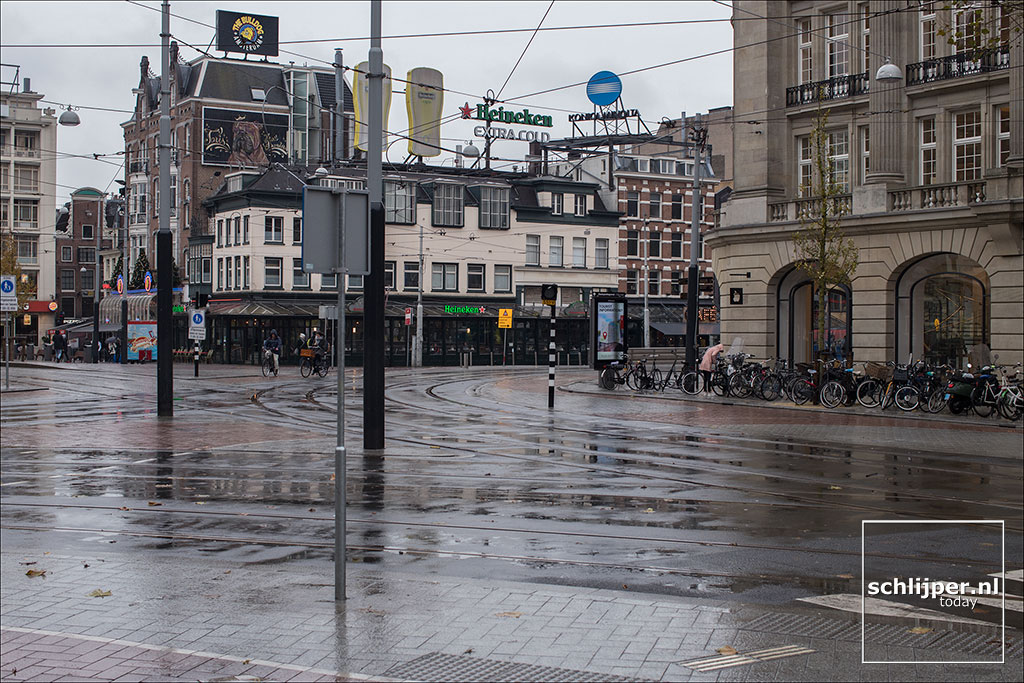 Nederland, Amsterdam, 20 november 2017
