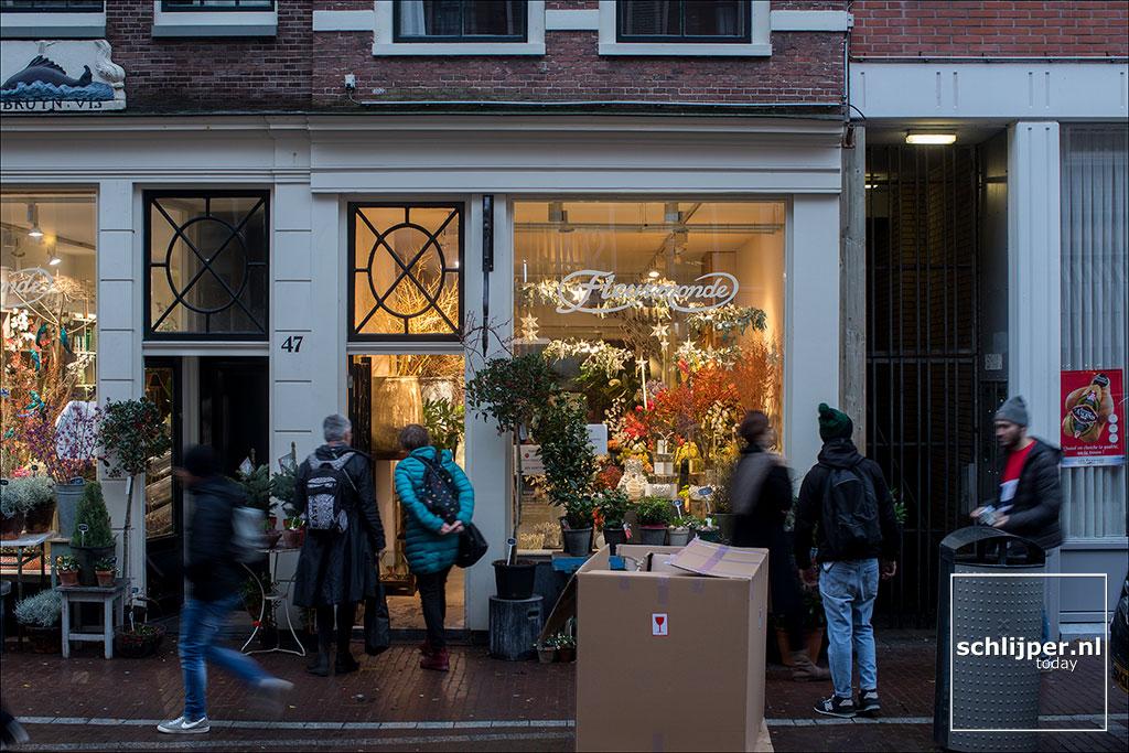 Nederland, Amsterdam, 21 november 2017