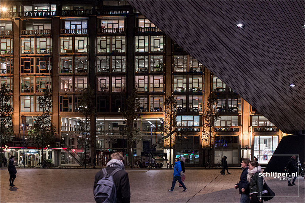 Nederland, Rotterdam, 22 november 2017