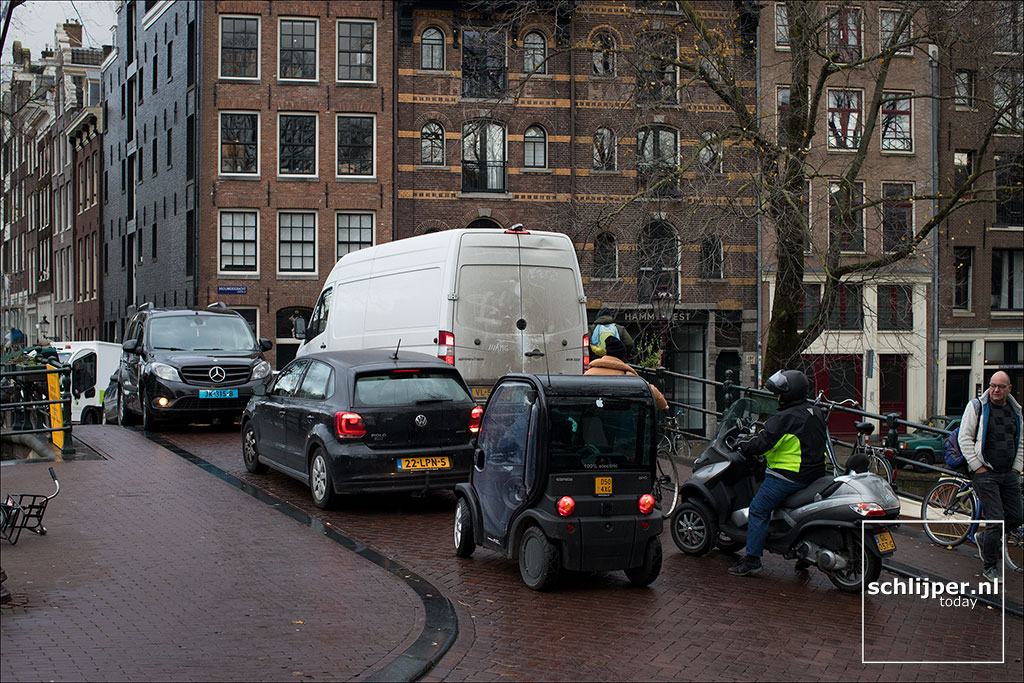 Nederland, Amsterdam, 23 november 2017
