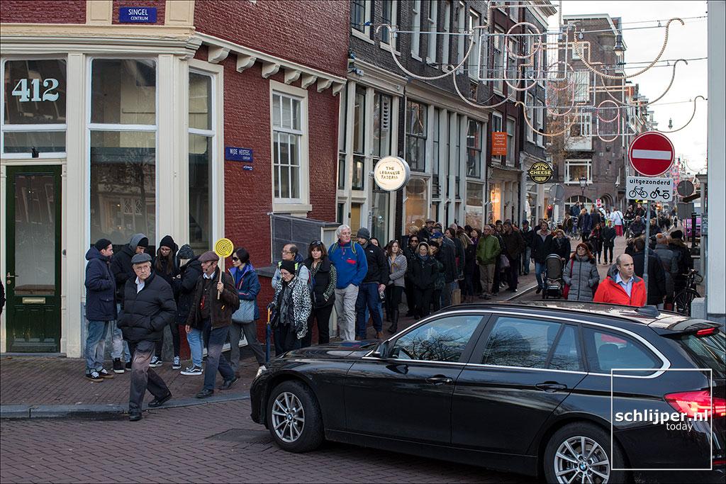 Nederland, Amsterdam, 24 november 2017