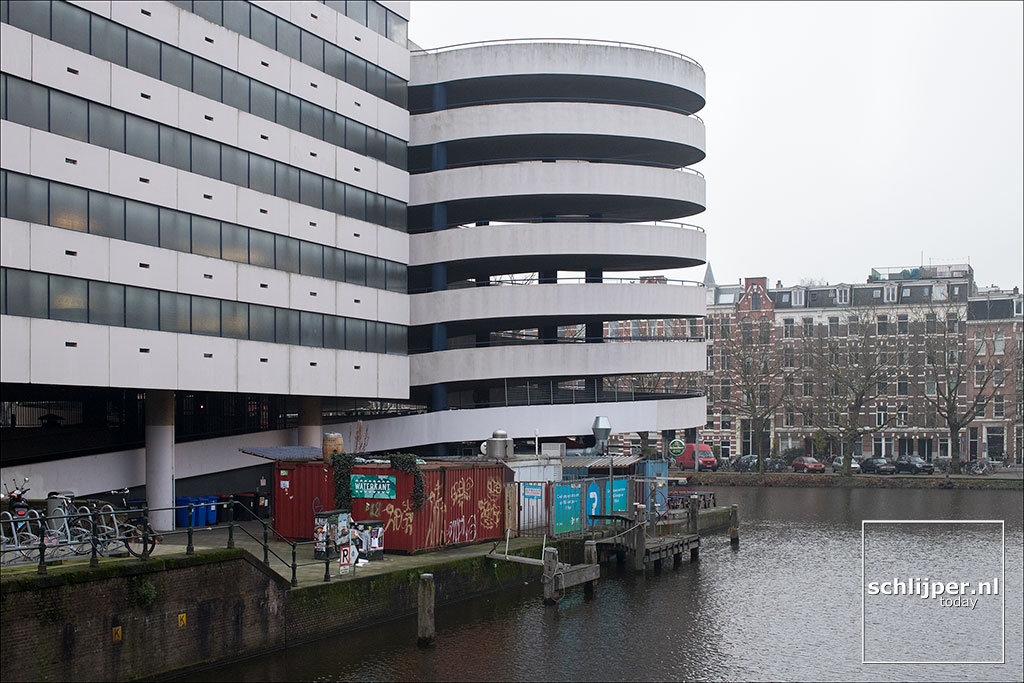 Nederland, Amsterdam, 3 december 2017