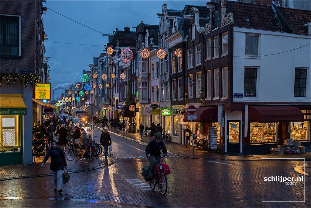 Nederland, Amsterdam, 9 december 2017