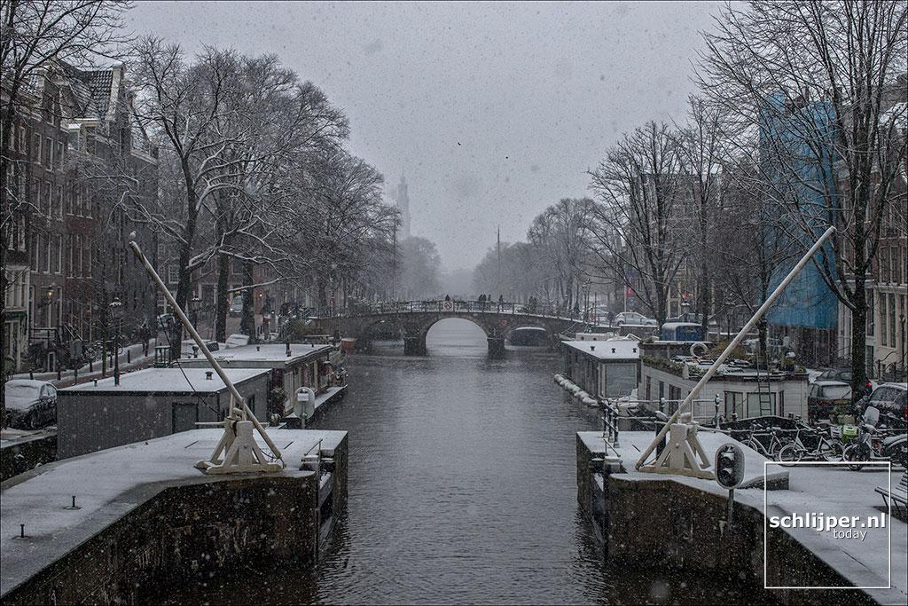 Nederland, Amsterdam, 10 december 2017