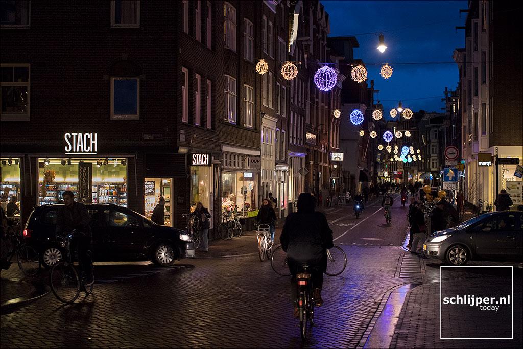 Nederland, Amsterdam, 14 december 2017