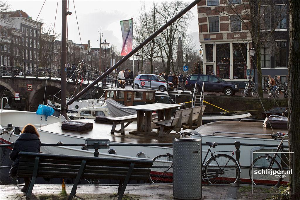 Nederland, Amsterdam, 16 december 2017