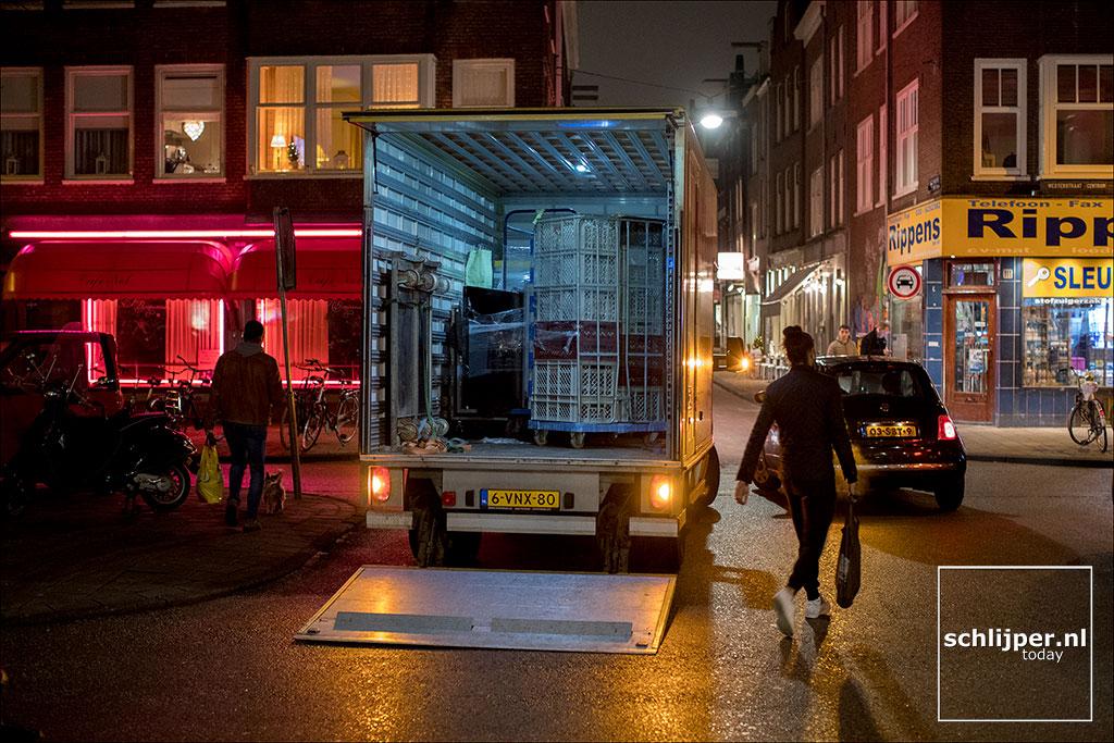 Nederland, Amsterdam, 22 december 2017