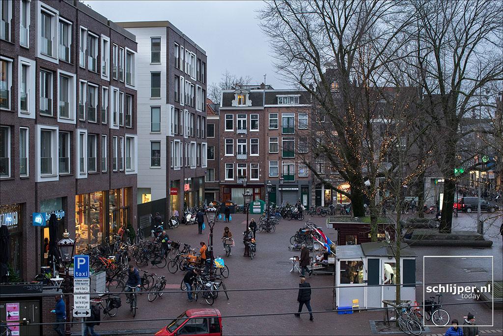 Nederland, Amsterdam, 23 december 2017