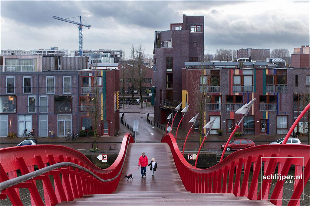 Nederland, Amsterdam, 27 december 2017
