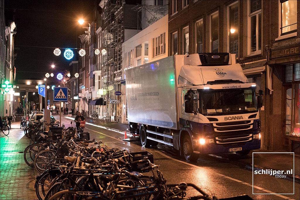Nederland, Amsterdam, 28 december 2017