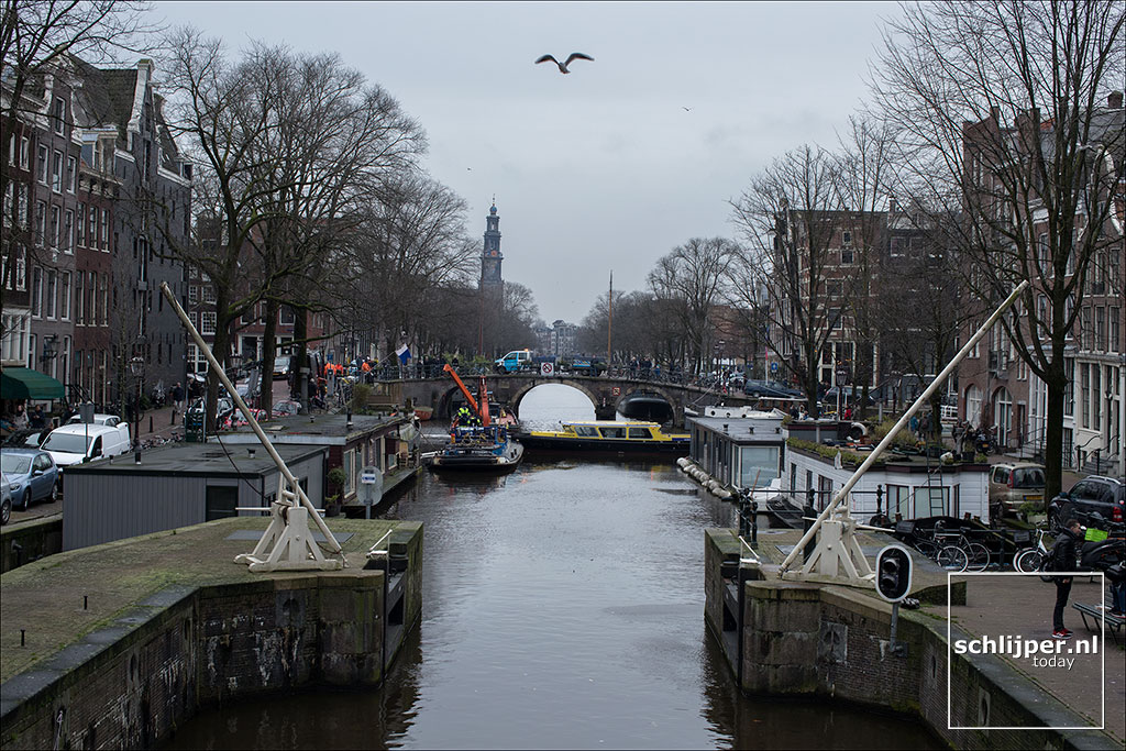 Nederland, Amsterdam, 29 december 2017