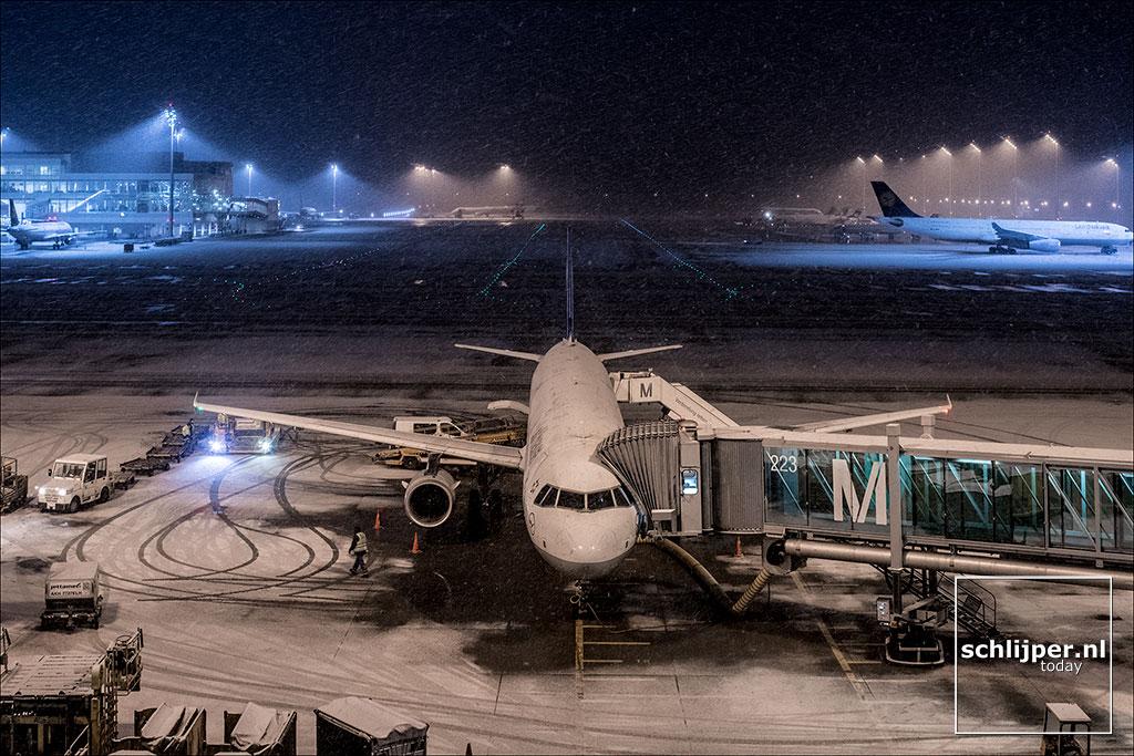 Duitsland, Munchen Airport, 29 december 2017
