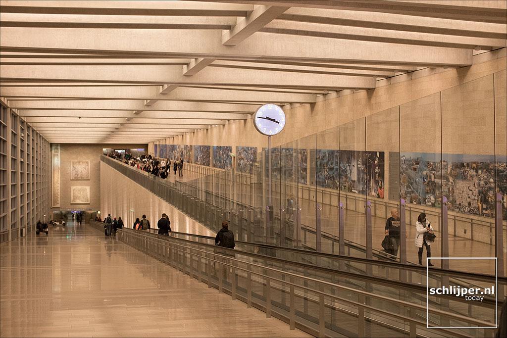 Israel, Ben Gurion Airport, 30 december 2017