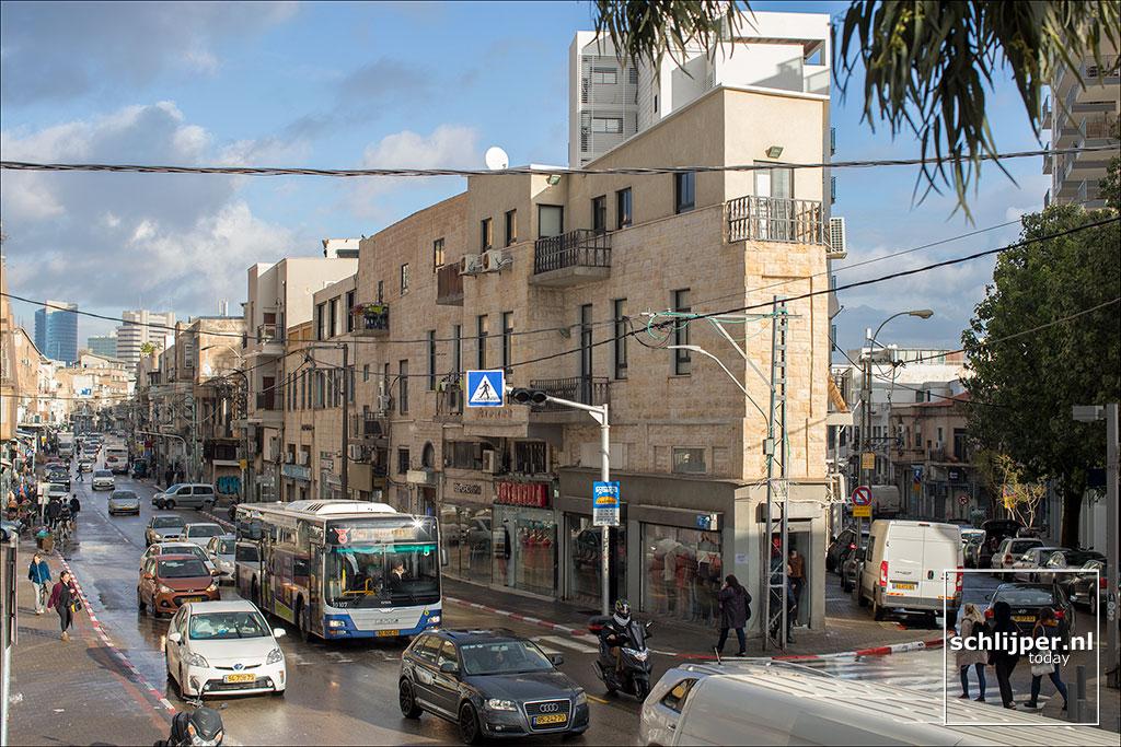 Israel, Tel Aviv, 1 januari 2018