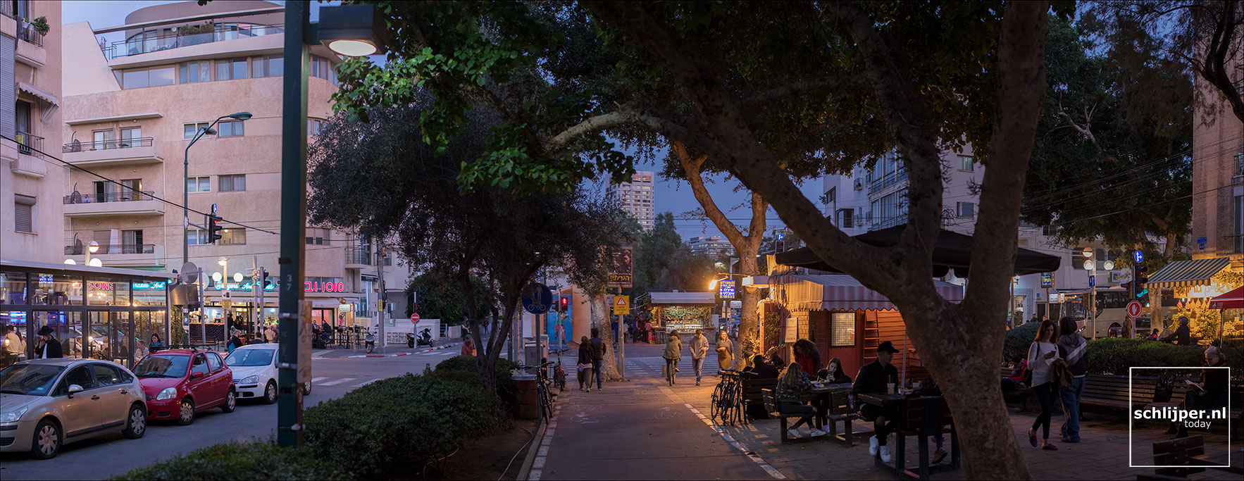 Israel, Tel Aviv, 3 januari 2018