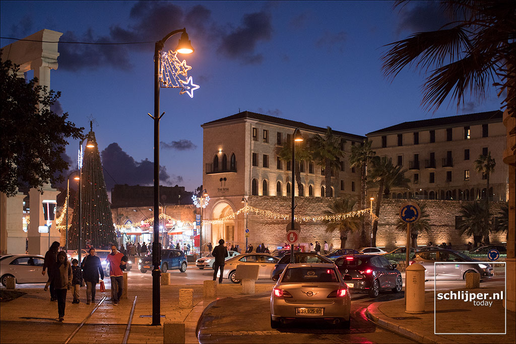 Israel, Jaffa, 6 januari 2018
