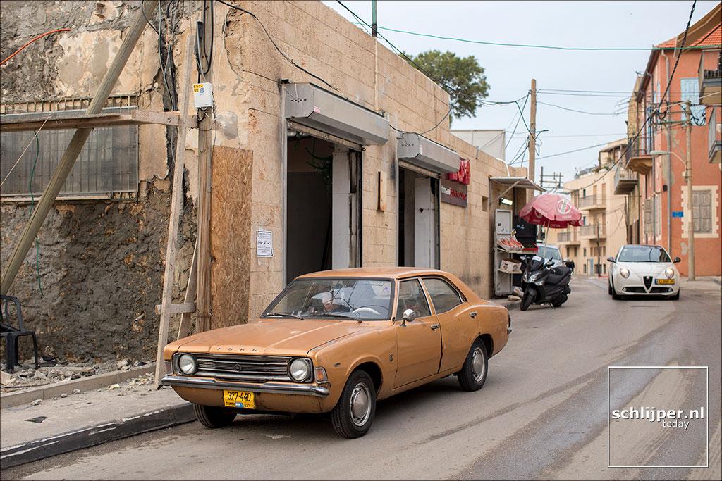 Israel, Jaffa, 10 januari 2018