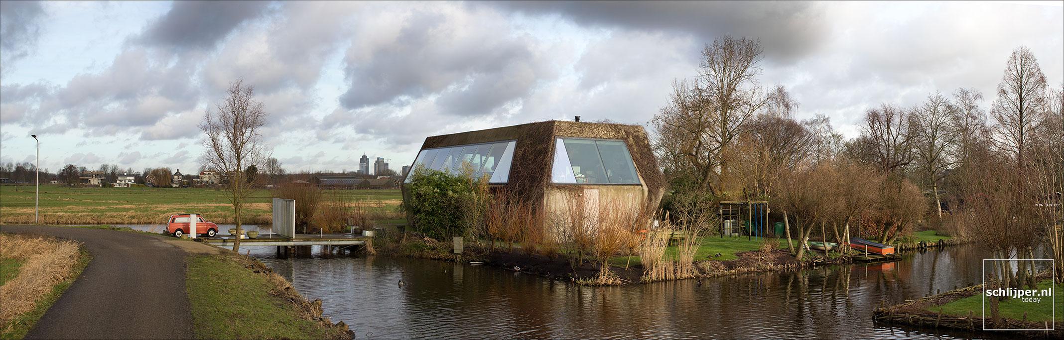 Nederland, Amstelveen, 30 januari 2018