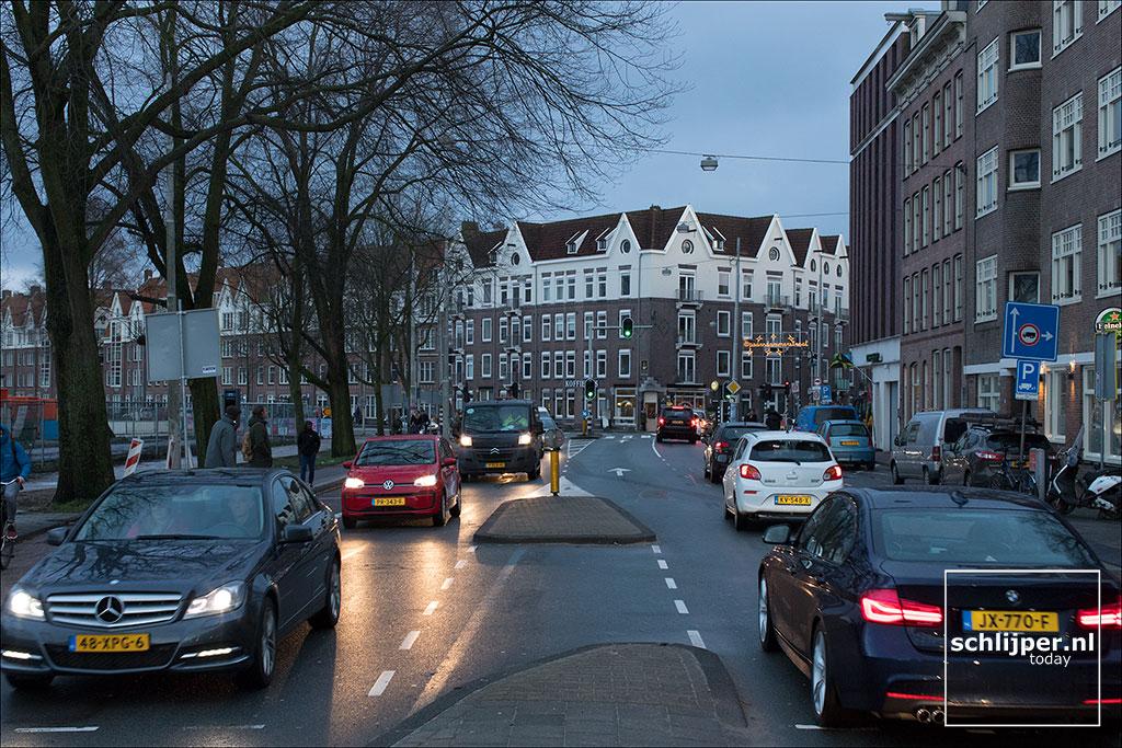 Nederland, Amsterdam, 2 februari 2018