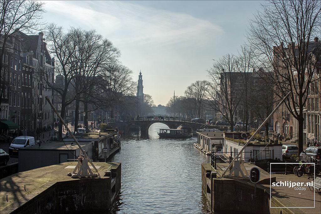 Nederland, Amsterdam, 8 februari 2018