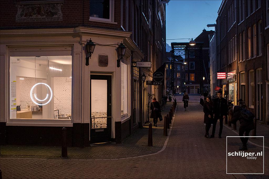 Nederland, Amsterdam, 12 februari 2018