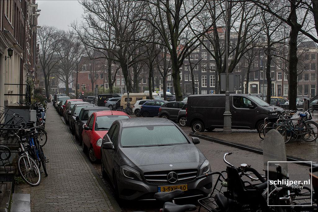 Nederland, Amsterdam, 15 februari 2018