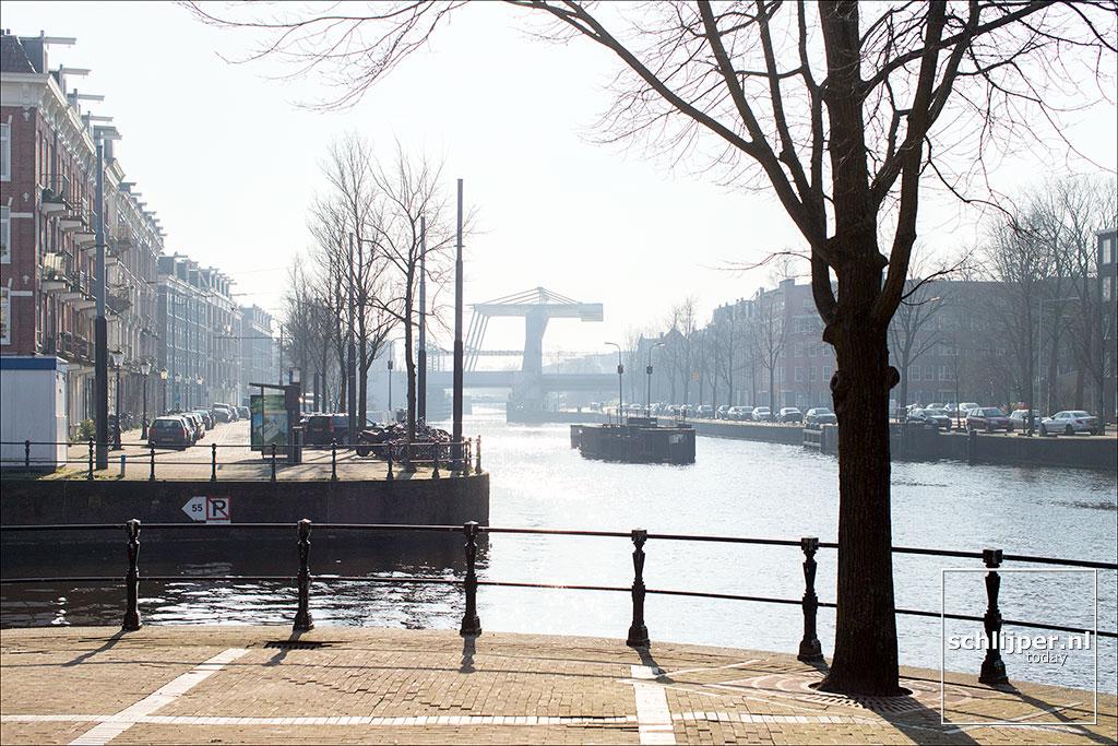 Nederland, Amsterdam, 18 februari 2018