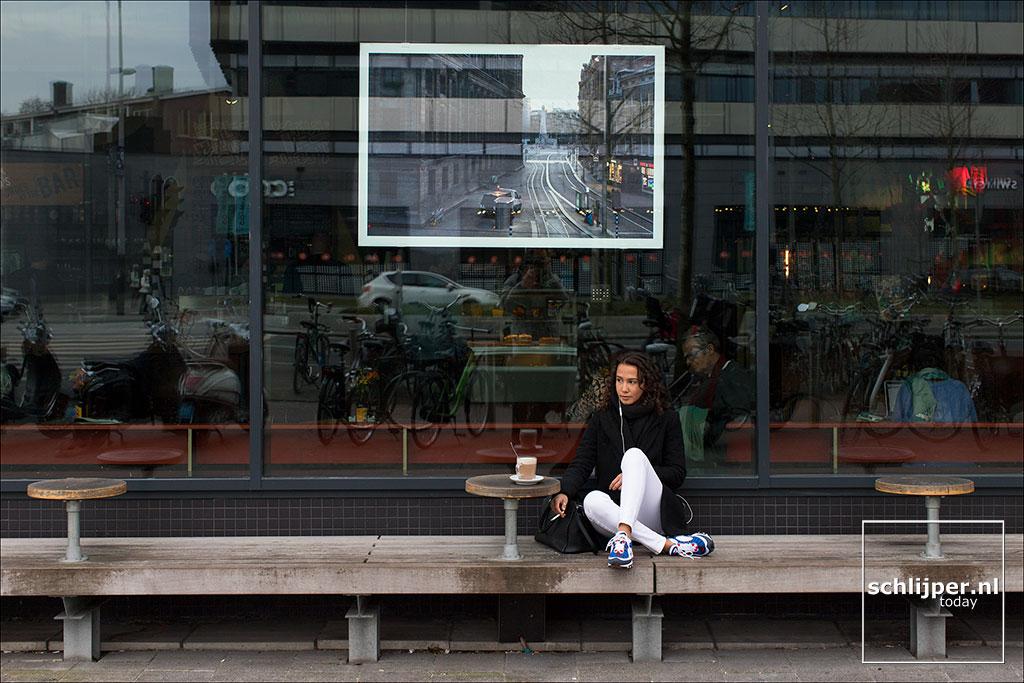 Nederland, Amsterdam, 20 februari 2018