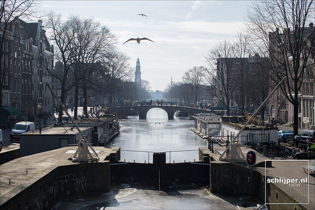 Nederland, Amsterdam, 27 februari 2018