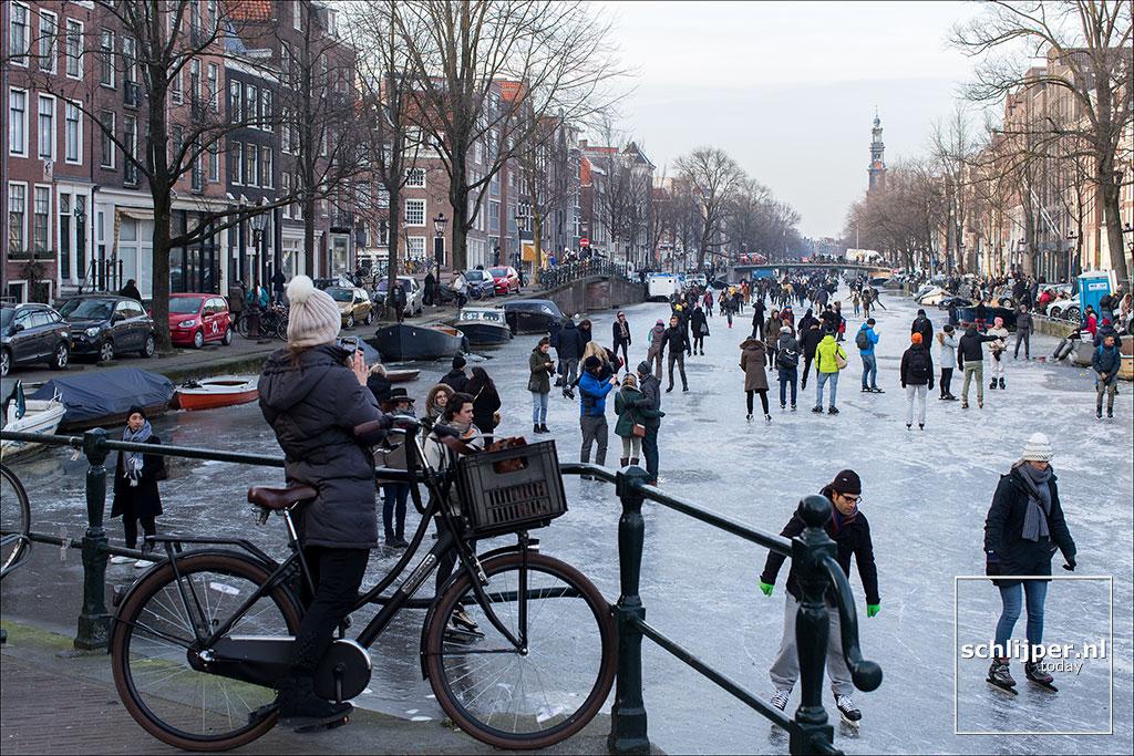 Nederland, Amsterdam, 2 maart 2018