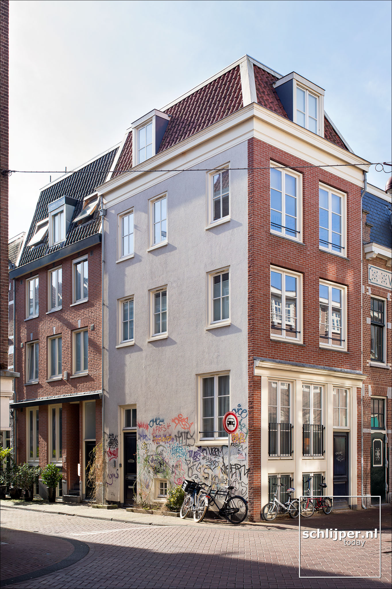 Nederland, Amsterdam, 5 maart 2018
