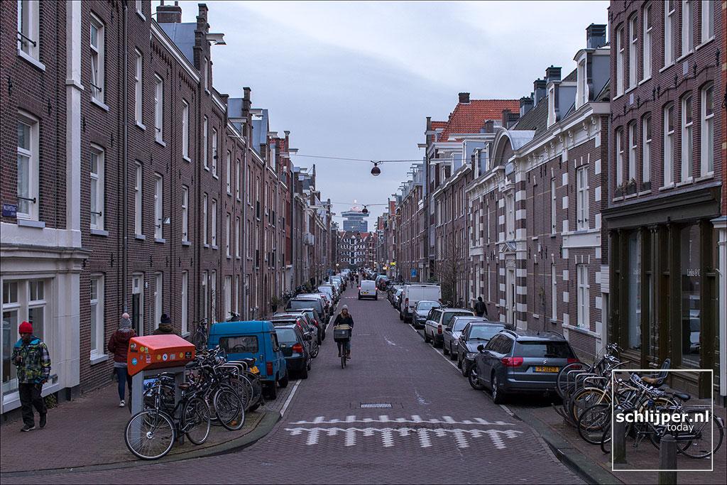 Nederland, Amsterdam, 9 maart 2018